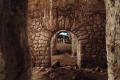 cisterna d'acqua epoca romana fine I sec. a.C.